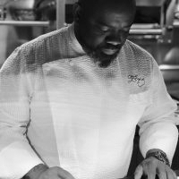 Chef Black headshot